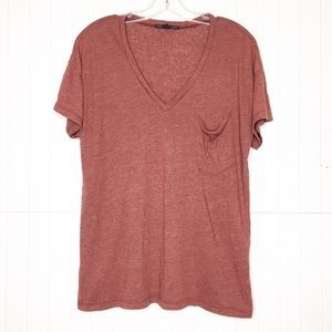 Truly Madly Deeply | Slouchy Pocket Tee